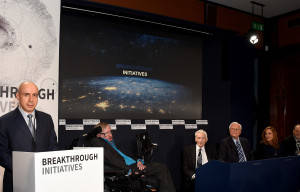 BREAKTHROUGH LIFE IN THE UNIVERSE INITIATIVES