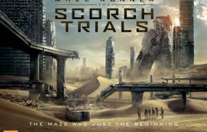 NEW TRAILER FOR 'MAZE RUNNER: SCORCH TRIALS'