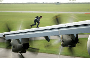 LOOK BEHIND THE SCENES OF 'MISSION: IMPOSSIBLE – ROGUE NATION'