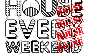 """DAVID ZOWIE """"HOUSE EVERY WEEKEND"""" IS OUT NOW!"""