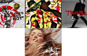 HOT PICKS OF THE WEEK IN MUSIC WITH HOLLY