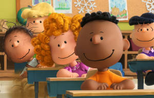 'THE PEANUTS MOVIE' NATIONAL FRANKLIN DAY
