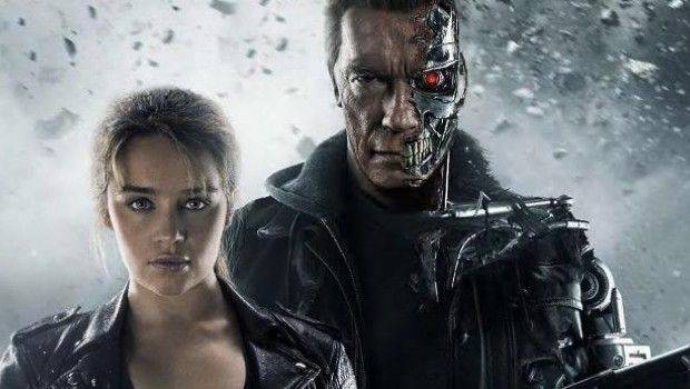 'TERMINATOR: GENISYS' FILM REVIEW