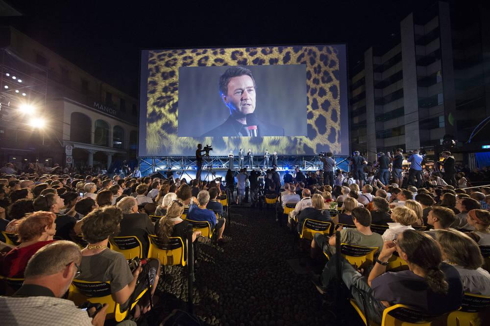 THE 68° FESTIVAL DEL FILM LOCARNO HAS BEEN OPENED