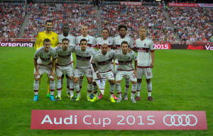 EAGER ANTICIPATION FOR DREAM FINAL IN AUDI CUP