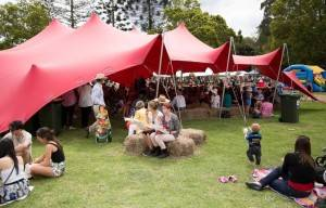 FESTIVAL GOERS SET TO GET HANDS ON AT REAL FOOD FESTIVAL