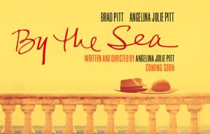 ANGELINA JOLIE PITT AND BRAD PITT IN 'BY THE SEA'