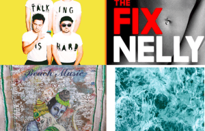 THIS WEEKS MUSIC PICKS WITH HOLLY