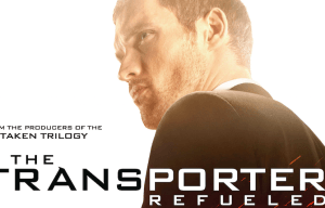 'THE TRANSPORTER REFUELED' FIRST LOOK
