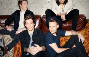 One Direction Announce New Album and Launch Pre-Order New Album Track 'Infinity' Available Online Now