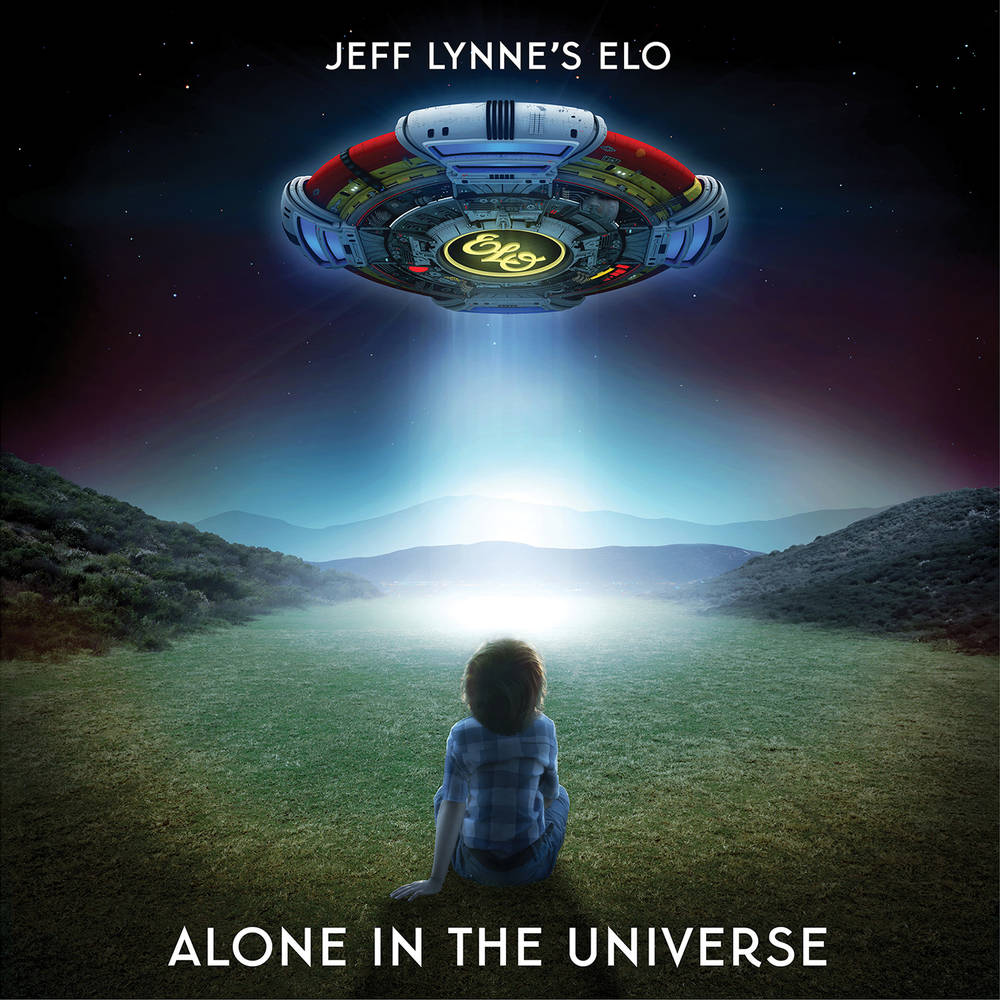 JEFF LYNNE'S ELO TO RELEASE 'ALONE IN THE UNIVERSE'