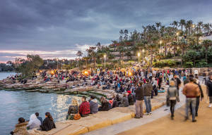 SALUTE THE SEA AT BARANGAROO WELCOME CELEBRATION IN OCTOBER