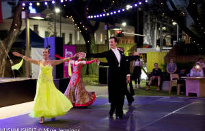 BRISBANE OPENING OF STRICTLY BALLROOM QPAC