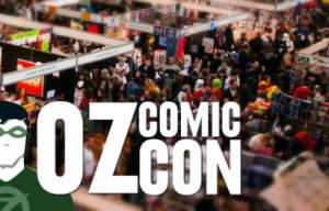 OZ COMIC CON 2015 IN BRISBANE