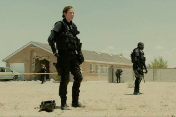 SICARIO FILM REVIEW BY PETER GRAY