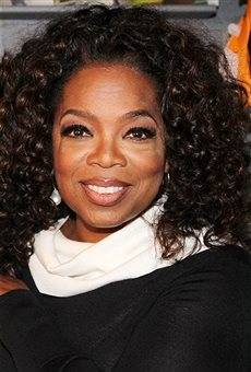 Oprah Winfrey Talks Exclusive Only To Tracy Grimshaw