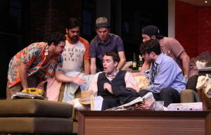 """CLASSIC SIXTIES PLAY """"THE ODD COUPLE"""" TO OPEN AT QTC"""