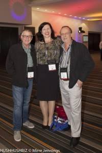 Keith Stevens, Helen Shoubridge, Tom Schouten