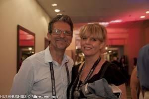 John Cerrone, Ingrid van den Berghe