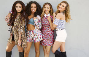LITTLE MIX RELEASE 'LOVE ME LIKE YOU' AND ANNOUNCE VISIT TO OZ!