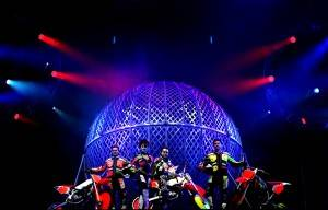 Cirque Adrenaline Will Hit QPAC in 2016