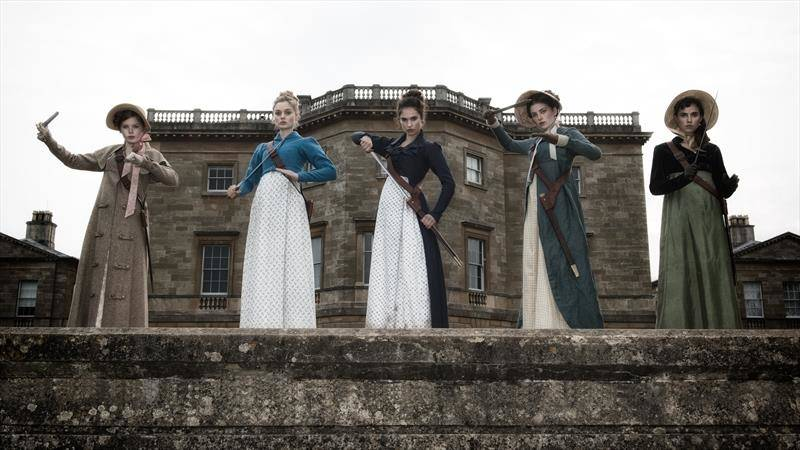 GET YOUR FIRST LOOK AT 'PRIDE AND PREJUDICE AND ZOMBIES'