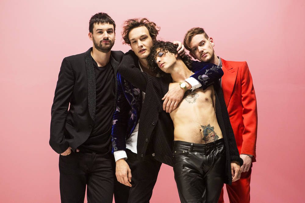 CHECK OUT THE 1975'S MUSIC VIDEO FOR 'LOVE ME'