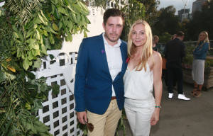 SOCIAL PICS FROM LAUNCH OF A SECRET GARDEN BY TOMMY COLLINS