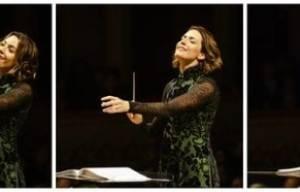 Alondra De La Parra Is New Music Director QLD Symphony Orchestra