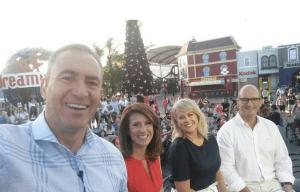 Christmas Carols Domain Has Sunrise Team Return