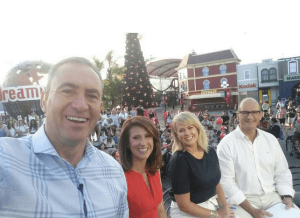 Christmas Carols Domain Has Sunrise Team Return