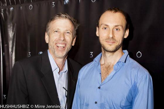 David Russell and Simon Harvey Smith
