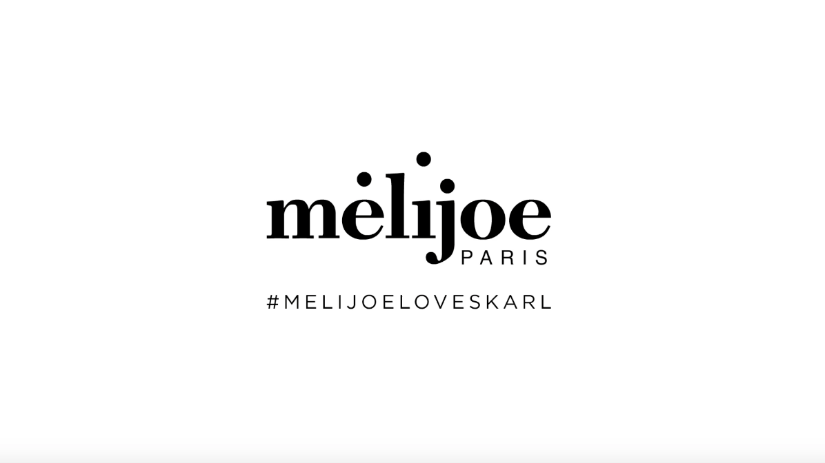 KARL LAGERFELD KIDS PREMIERES WORLDWIDE ON MELIJOE.COM
