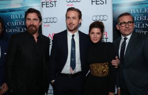 'THE BIG SHORT' PREMIERES AT THE AFI FILM AWARDS