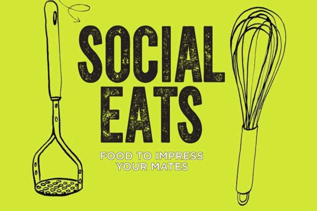 SOCIAL EATS BY JIMMY GARCIA – BOOK REVIEW