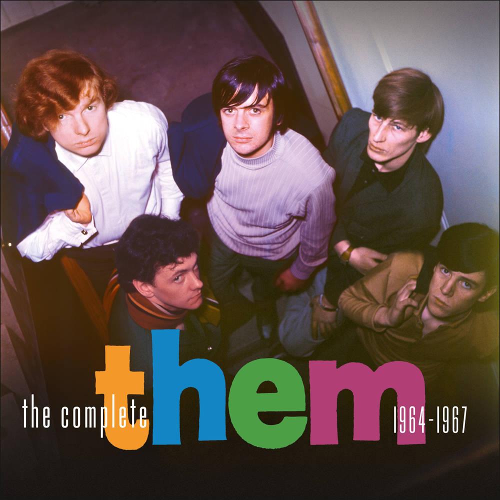 VAN MORRISON'S 'THE COMPLETE THEM 1964-1967'