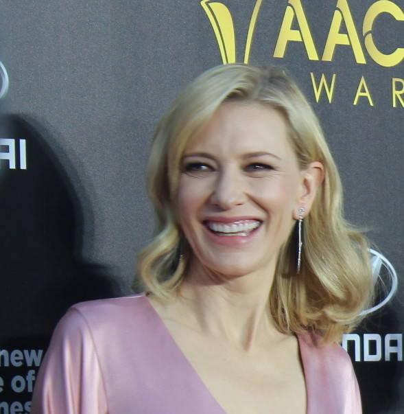 Cate Blanchett to receive Australia's highest screen Award