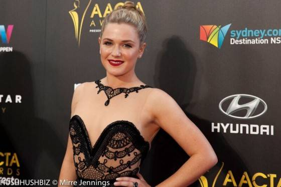 THE RED HOT CARPET FOR 2015 AACTA FILM TV AWARDS