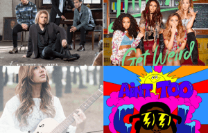 THIS WEEK'S MUSIC PICK'S WITH HOLLY