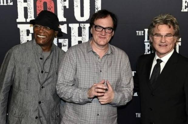 RED CARPET LIVE CHATS WITH THE STARS OF THE HATEFUL EIGHT