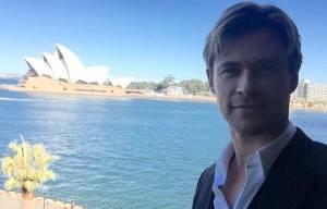 Chris Hemsworth Is  Global Ambassador For Toursim Australia