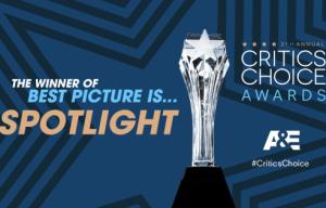 Spotlight Receives Best Film Critic Choice Awards