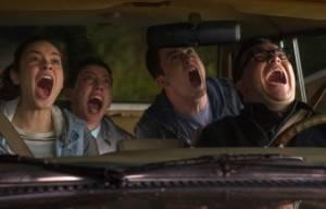 CINEMA RELEASE: GOOSEBUMPS