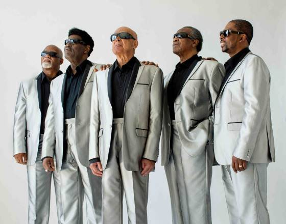 The BLIND BOYS OF ALABAMA GOSPELLBINDING SIDESHOW COMES TO QPAC