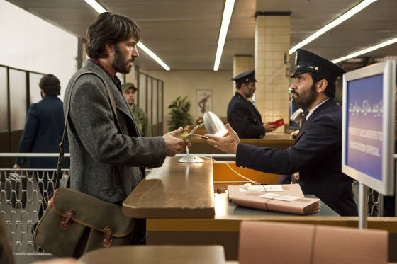 """BEN AFFLECK as Tony Mendez in """"ARGO,"""" a presentation of Warner Bros. Pictures in association with GK Films, to be distributed by Warner Bros. Pictures."""