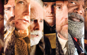 CINEMA RELEASE: THE HATEFUL EIGHT