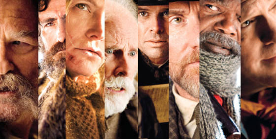 CINEMA RELEASE: THE HATEFUL EIGHT