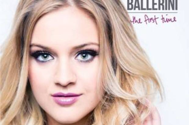KELSEA BALLERINI DEBUT ALBUM – THE FIRST TIME