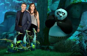 Kung Fu Panda 3 starring Hughesy & Kate