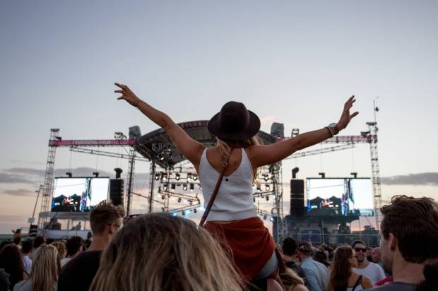 St Kilda Festival Draws Record Crowd